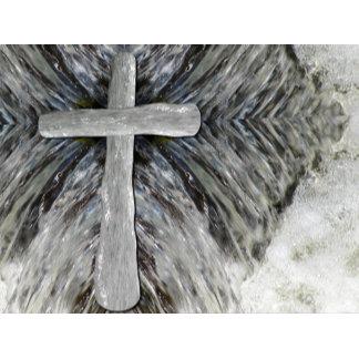 Living Water Cross - Wellspring