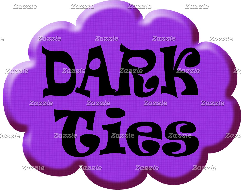 Gothic Dark Ties