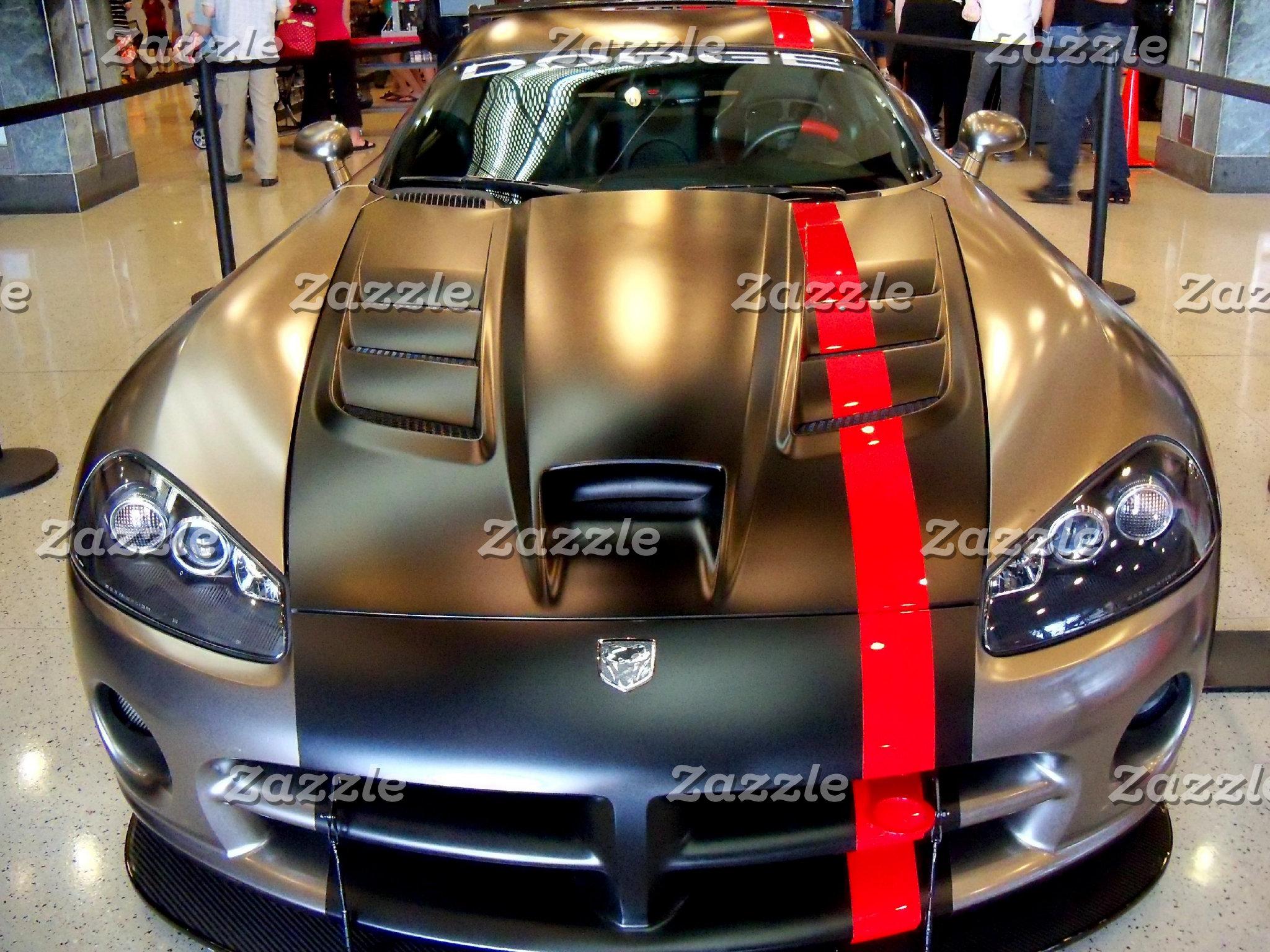 Sports Cars & Trucks
