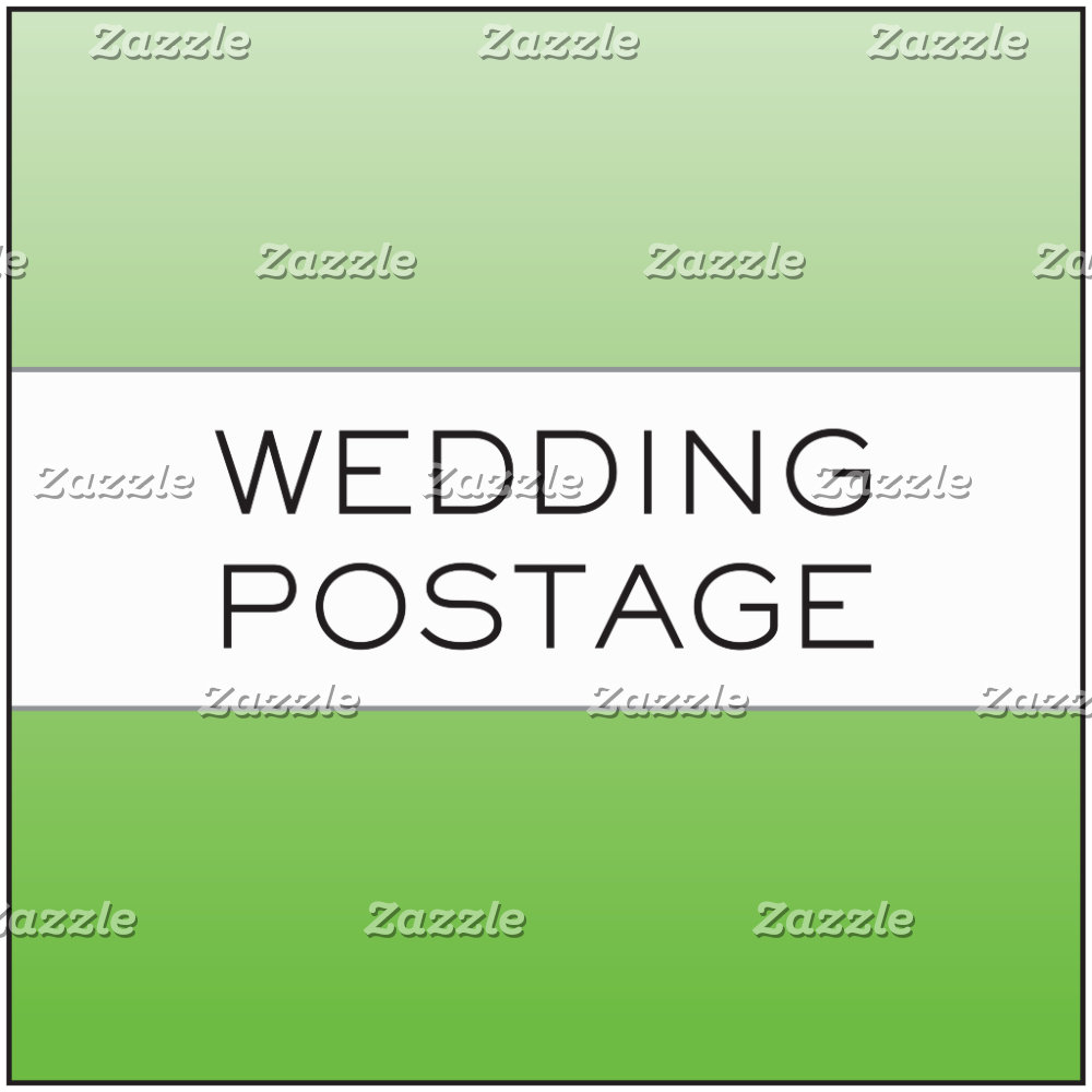 Postage - Wedding