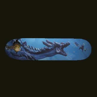 Exclusive Skateboard