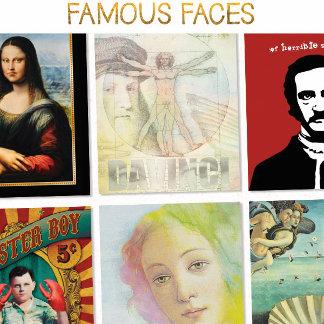 Famous Faces