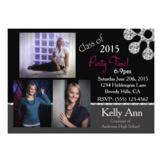 Graduation Announcements/ Invitations