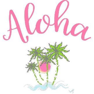 ALOHA Hello Summer 🌴🏖Graphic