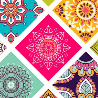 Colorful Mandalas