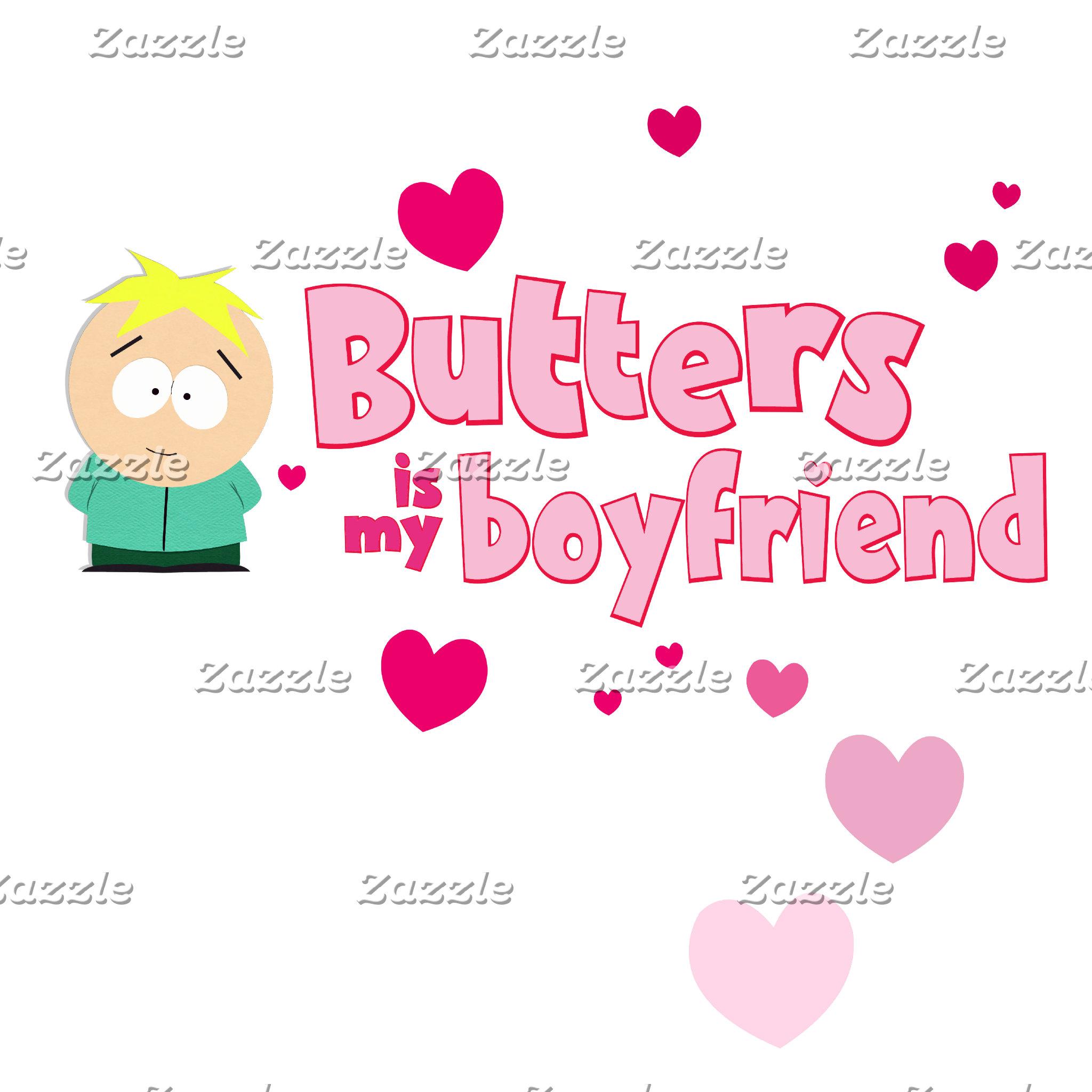 Butters is my Boyfriend
