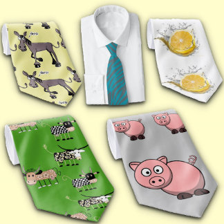 Funny and Cool TIES