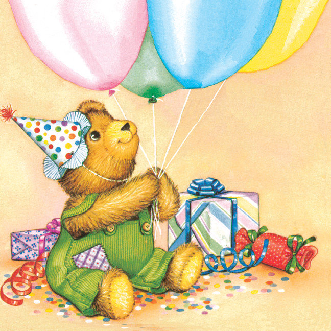 Corduroy Birthday