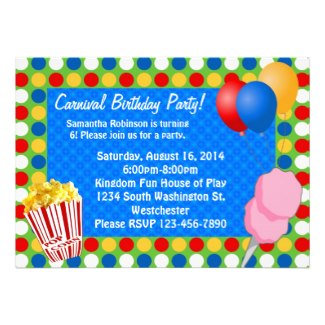 Kids, Teens, Children's Party Invitations