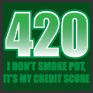420 Credit Score