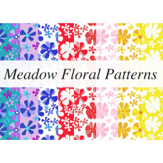 Meadow Floral Pattern