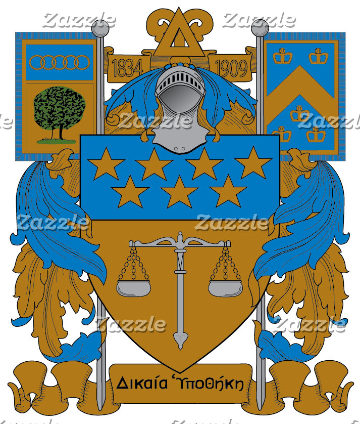 Delta Upsilon Coat of Arms