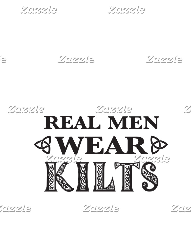 Scottish Men's Clothing