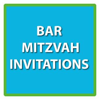 BAR MITZVAH INVITATIONS - 888-274-6696