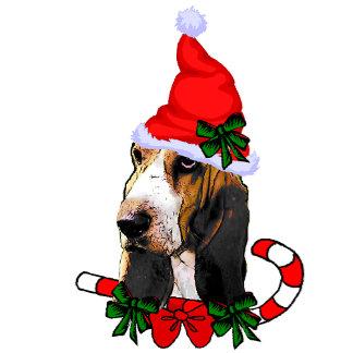 Basset Hound Christmas