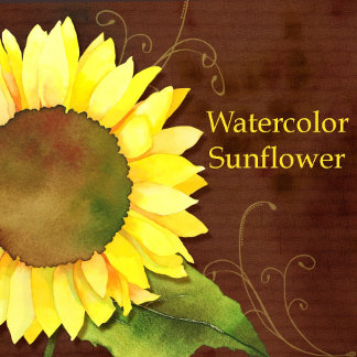 ♥ Autumn Sunflowers