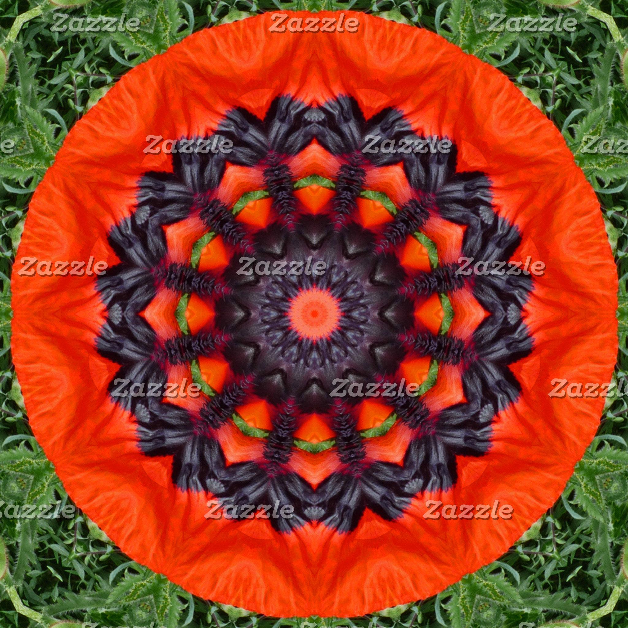 _ Summer Flower Mandalas