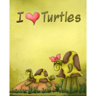I Heart Turtles