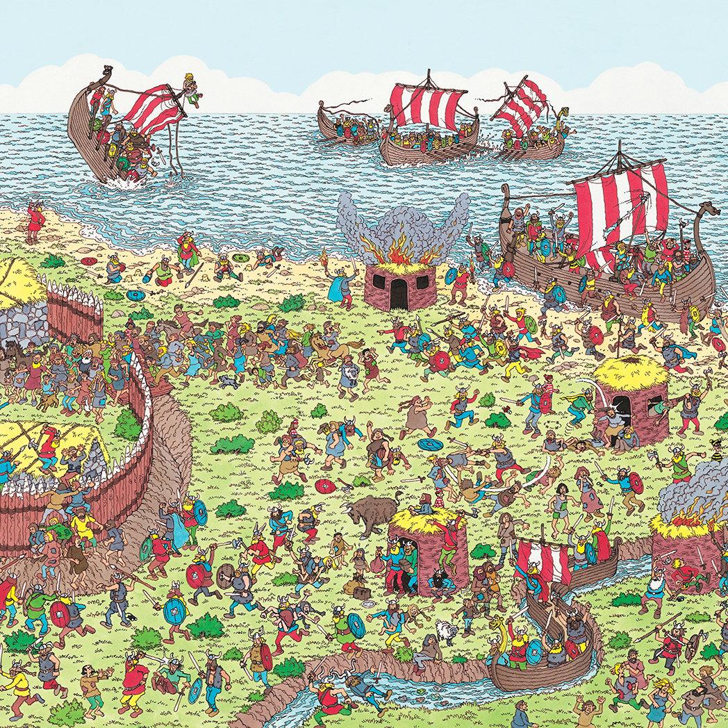Find Waldo