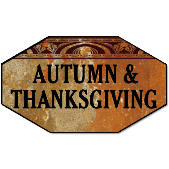 Autumn and Thanksgiving