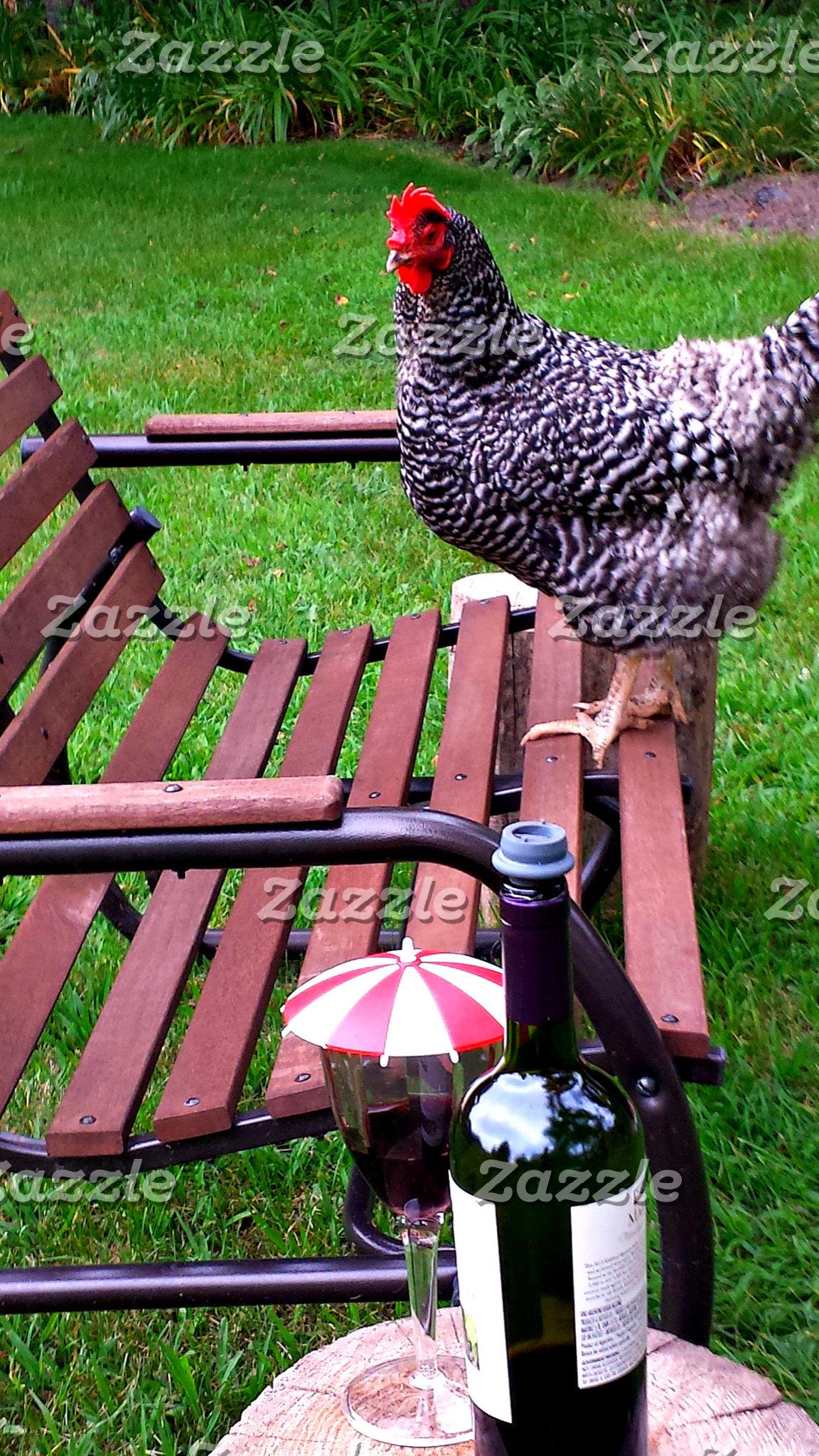 Crazy Chicken Lady! Stationery Store