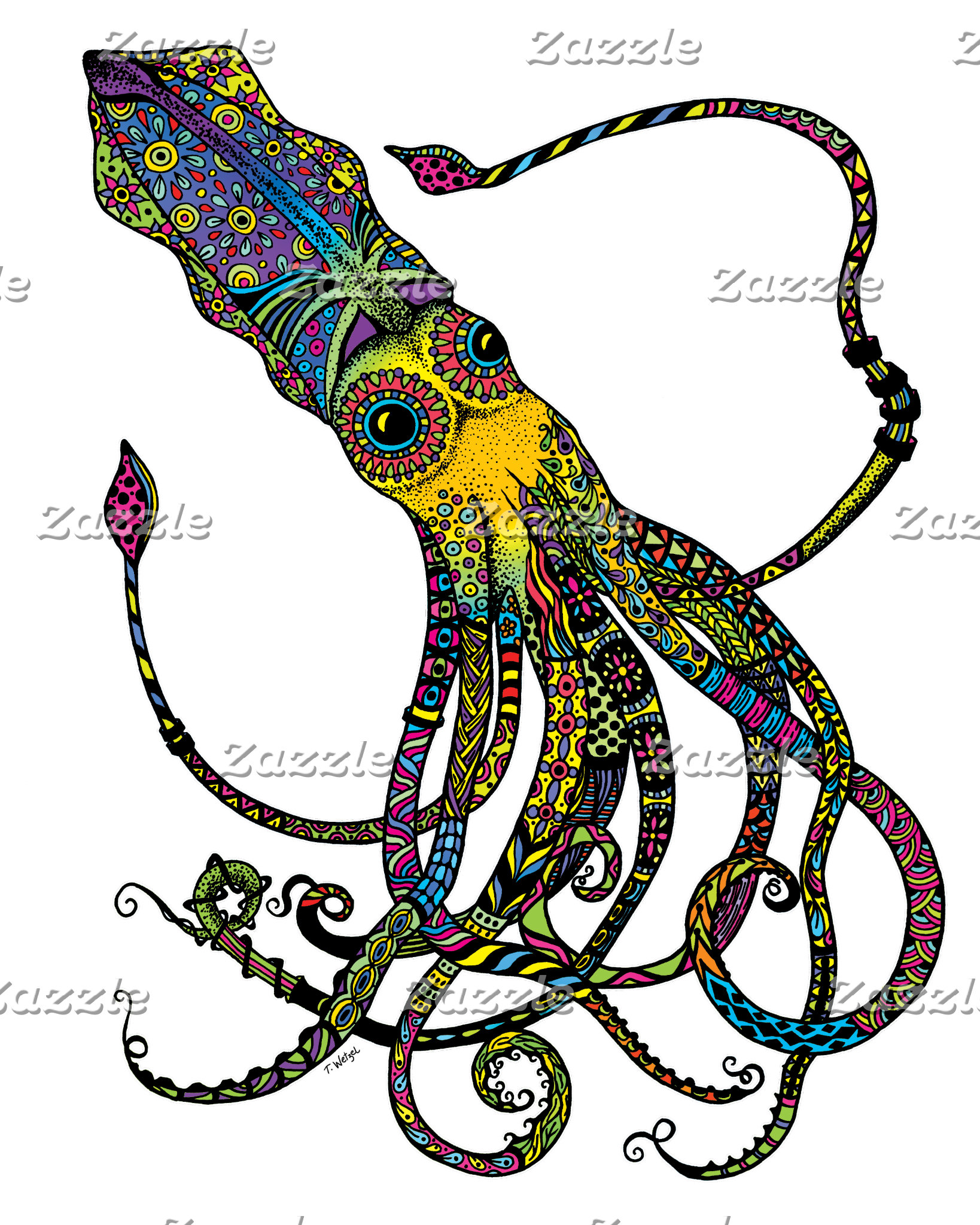 Electric Squid