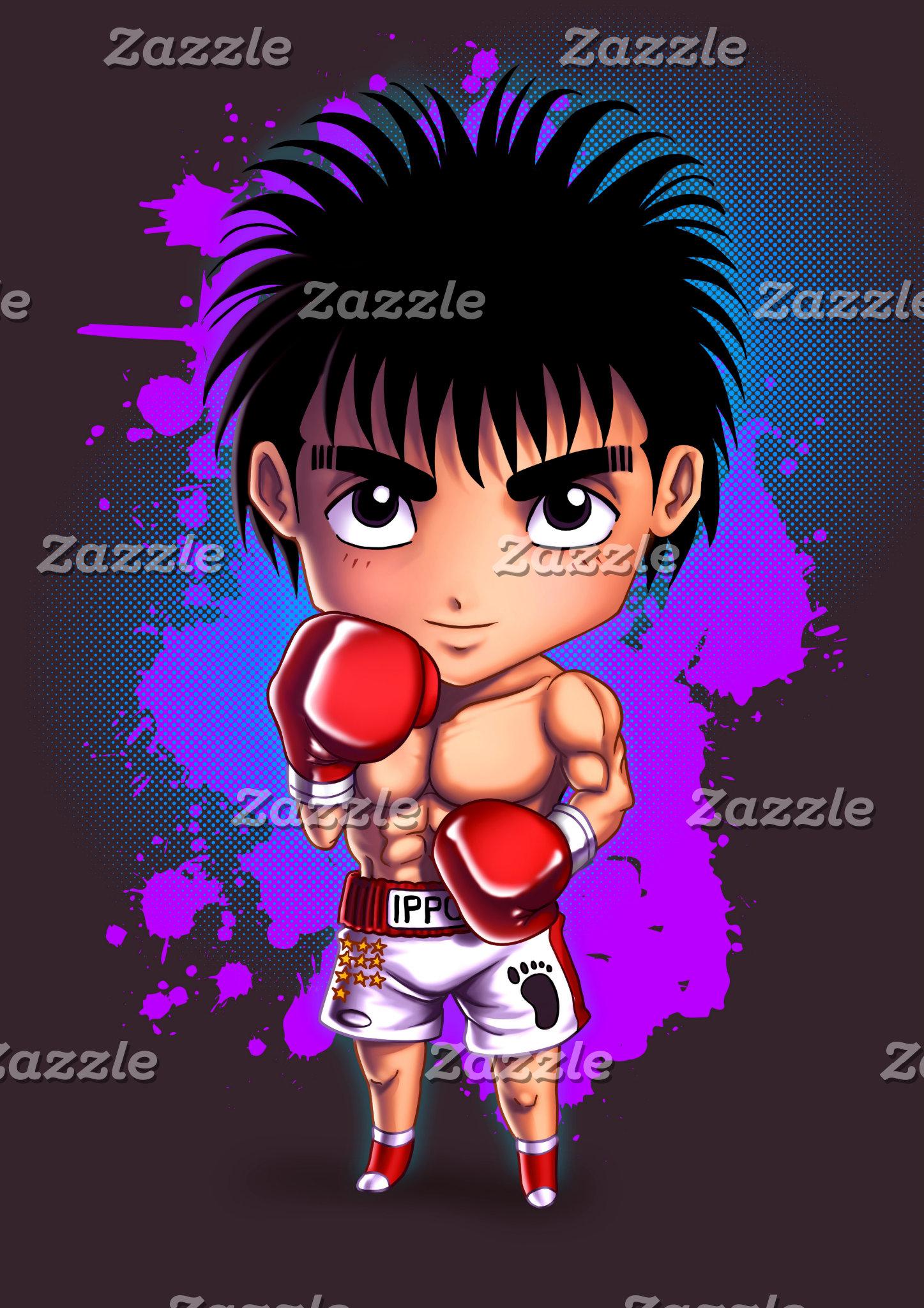 Boxing Chibi