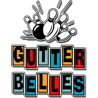 Gutter Belles T-Shirts Gifts