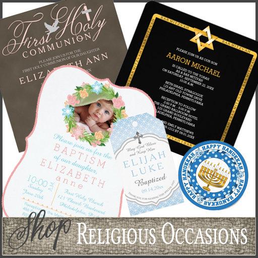 Religious Occasions