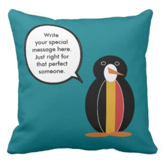 Belgian Talking Penguin