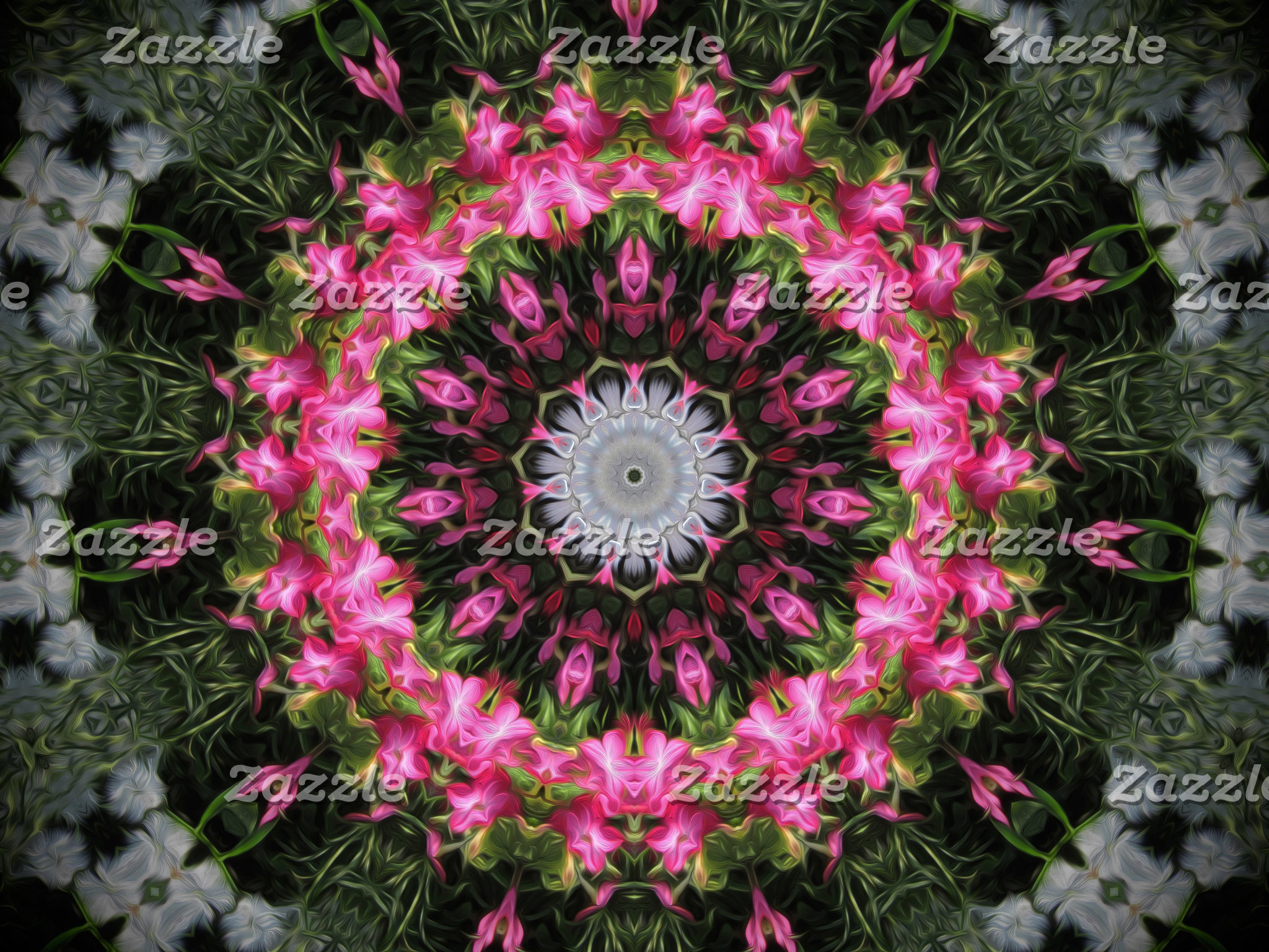 Floral Wisp