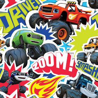 Zoom! Smash! Drive!