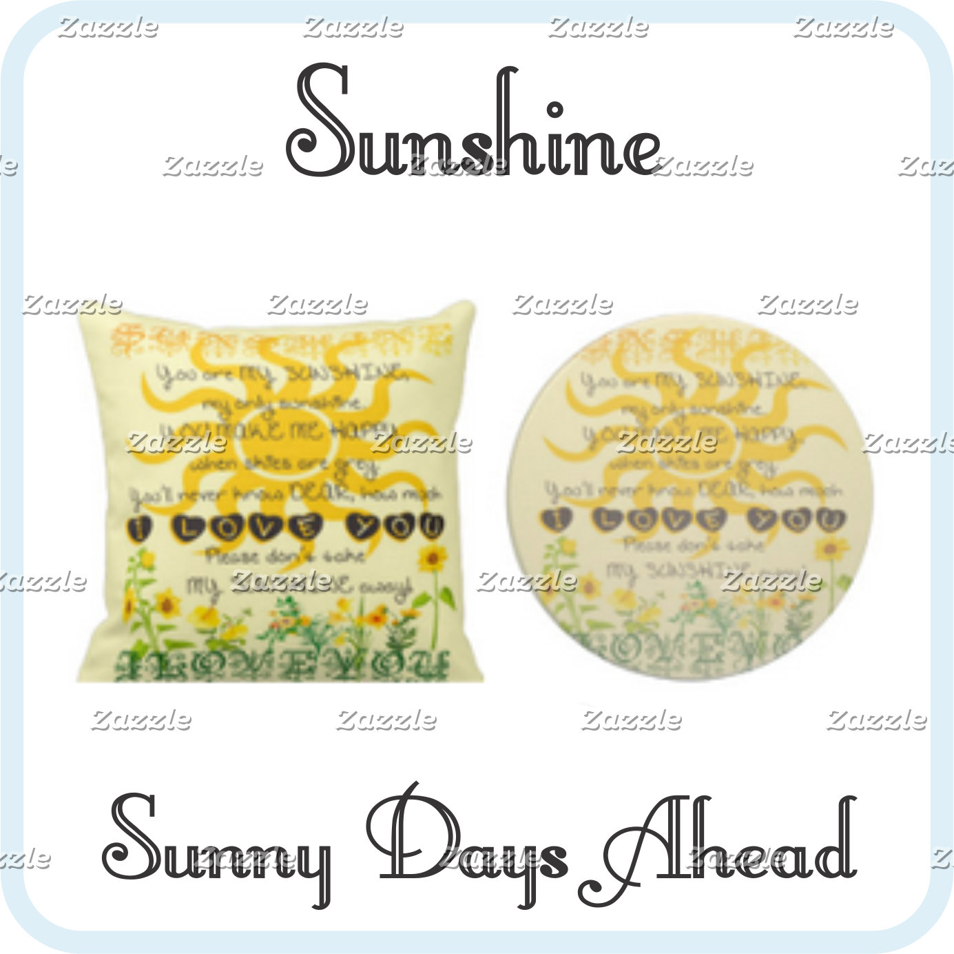 ❤  Sunshine