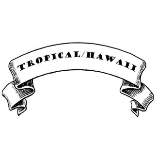 Tropical/Hawaii theme