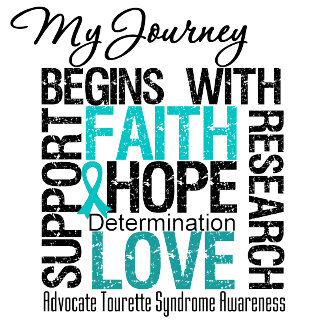My Journey Begins With Hope Tourette Syndrome