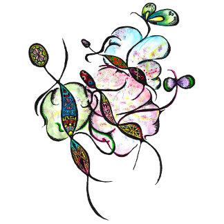 Dancing sprites & fairies