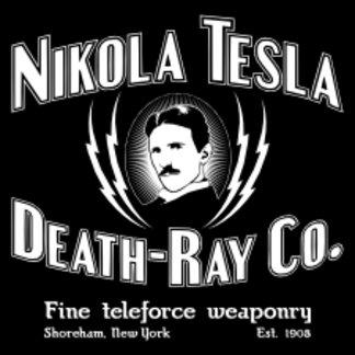 Nikola Tesla Death-Ray Co.