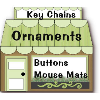 Key Chains, Buttons, Mousemats, Ornaments