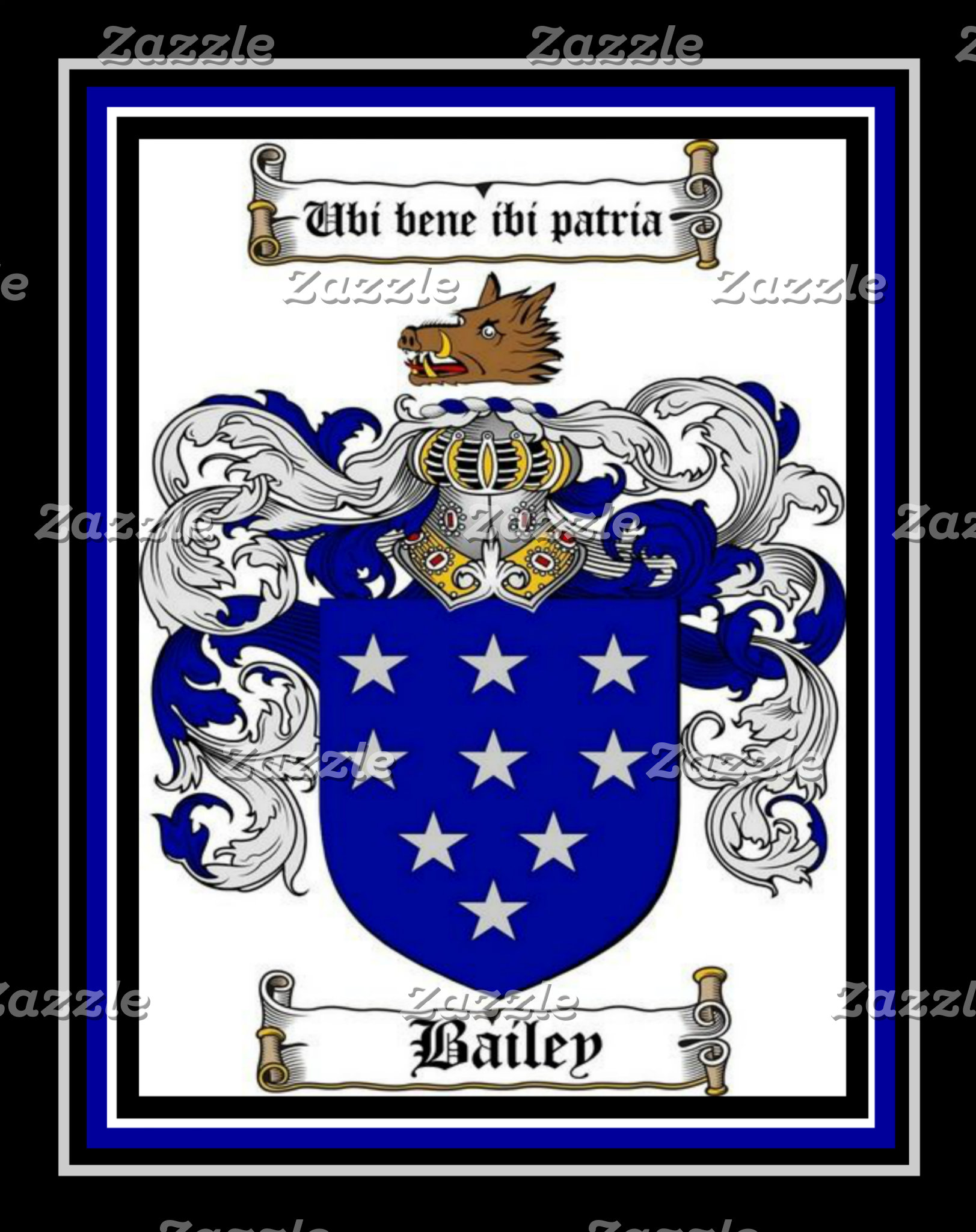 Coat of Arms & Crests