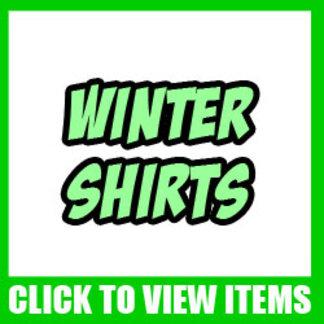Winter Cartoon Shirts