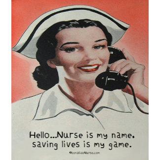 Nurse is my Name