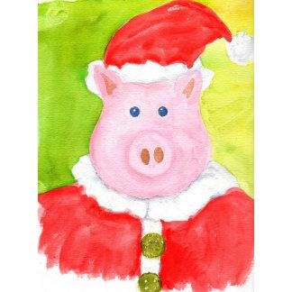 Christmas Pigs