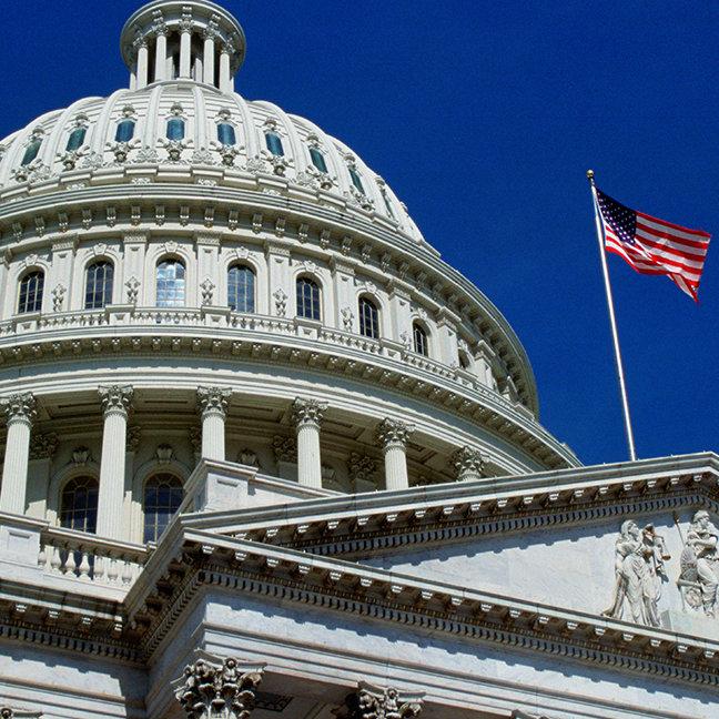 Capitol Building, Washington, USA