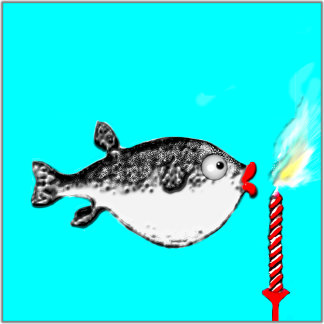BIRTHDAY FISH