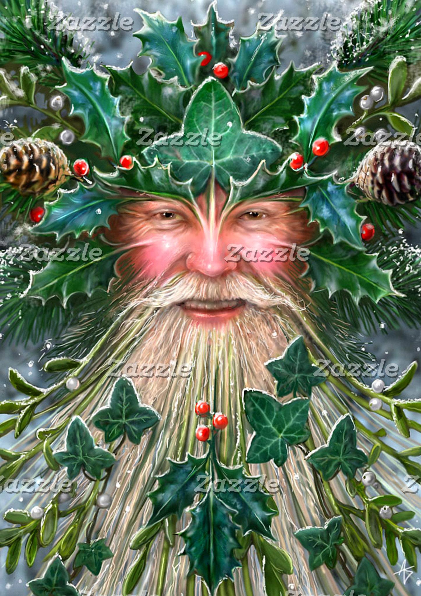 New Age Pagan Ornaments