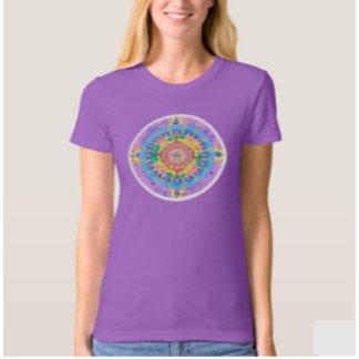 Mandala - Organic T-shirt