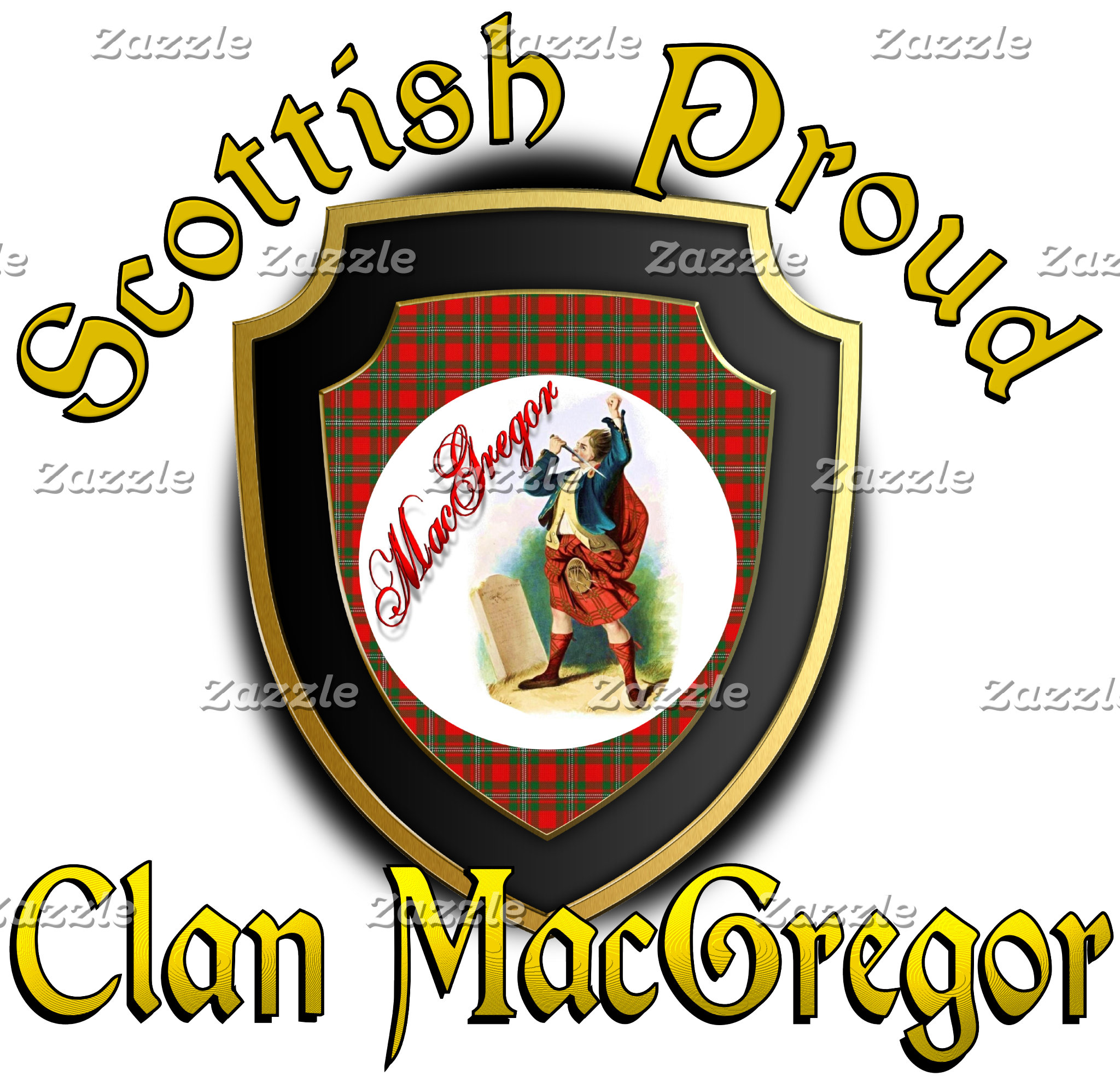 Scottish Proud