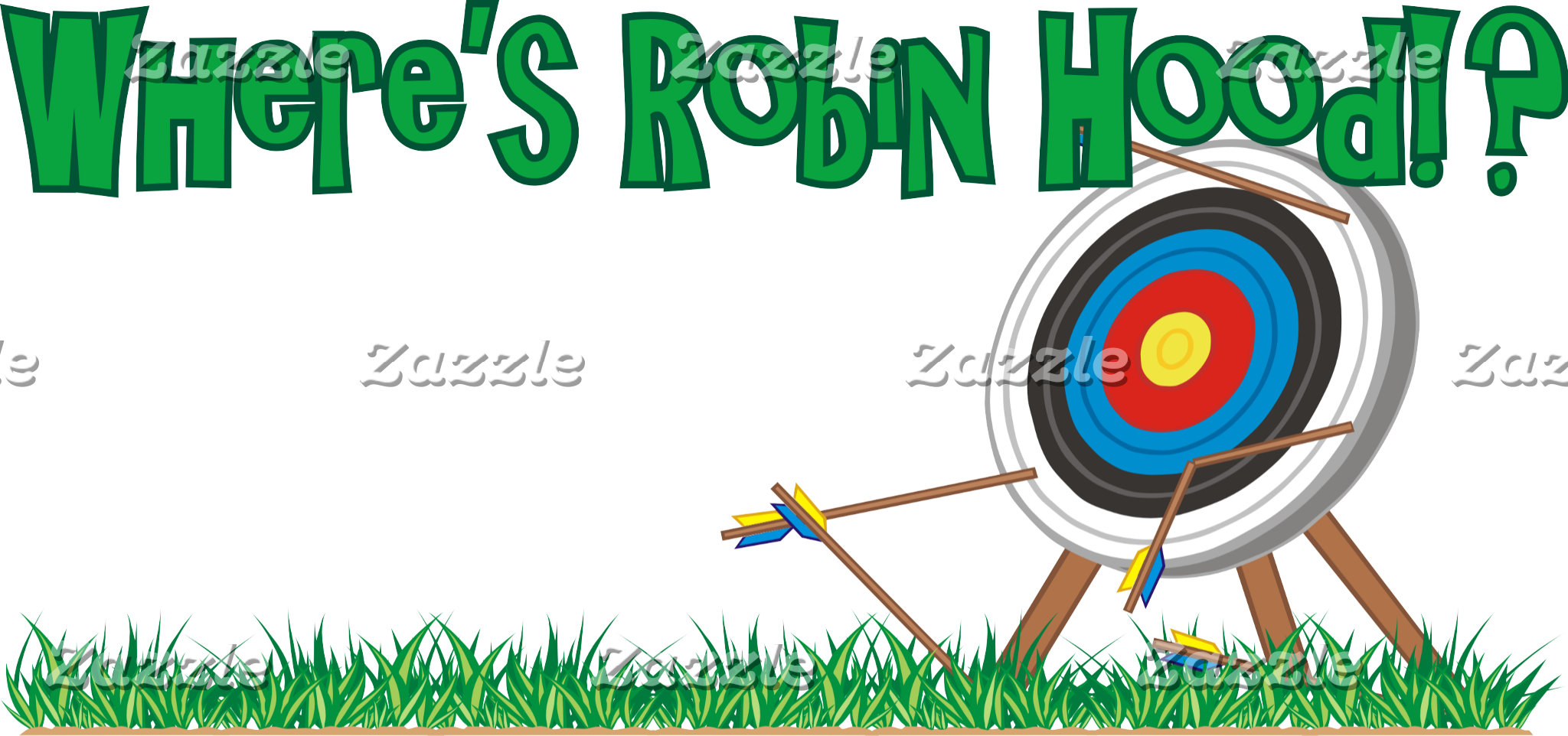 Where's Robin Hood