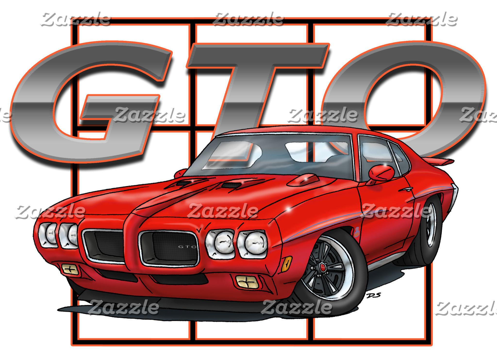Pontiac GTO & Lemans