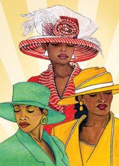 Church women & first ladies
